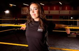 Sara Amato WWE