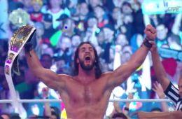 Seth Rollins completa el Grand Slam Championship en Wrestlemania 34 Seth Rollins pondrá en juego el Intercontinental ante The Miz