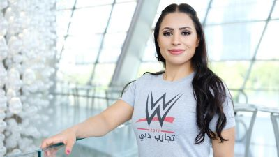 WWE noticias Shadia Bseiso