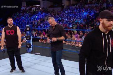 Shane McMahon renuncia a ser el comisionado de SmackDown Live