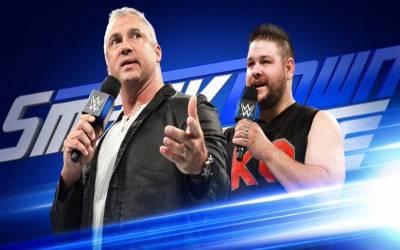 Cobertura de SmackDown Live en vivo