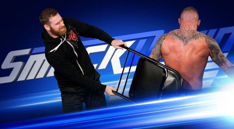 WWE noticias Smackdown Live