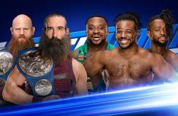 WWE Smackdown 21 de Agosto (Cobertura y resultados en directo)