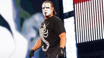 WWE noticias Sting