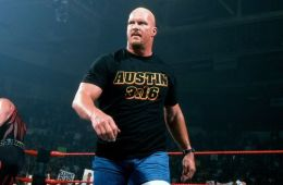 Stone Cold Steve Austin WWE Hall of Fame