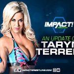 Taryn Terrell fuera de Impact