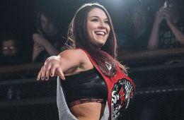 WWE noticias Tegan Nox