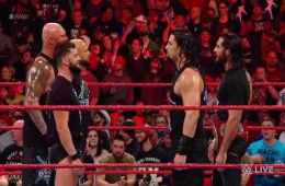 The Balor Club en RAW 8 Enero