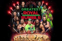 he Greatest Royal Rumble Ex campeón Mundial de la WWE regresará en Greatest Royal Rumble. Descubre el nombre del WWE Hall Of Famer que estará en Arabia Saudí el próximo viernes 27 de Abril.