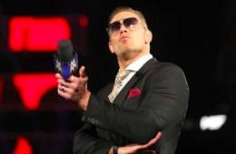 The Miz dice que su carrera en WWE y en TV es una historia que le sienta bien