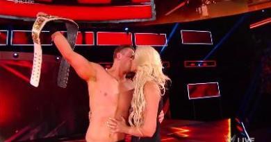 The Miz derrotó a Jeff Hardy en RAW
