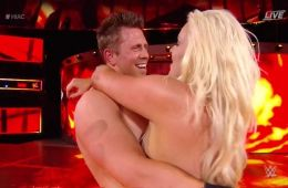 The Miz y Maryse derrotaron a Daniel Bryan y Brie Bella en Hell in a Cell