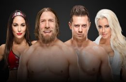 The Miz y Maryse se enfrentarán a Daniel Bryan y Brie Bella en Hell in a Cell