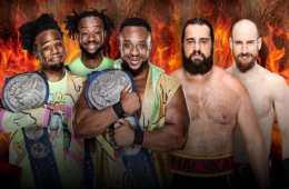 The New Day se enfrentarán a Rusev Day por los Smackdown Tag Team Championship en Hell in a Cell