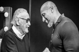 The Rock manda un emotivo mensaje de despedida a Stan Lee