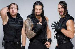 WWE noticias Shield