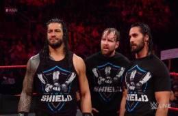 The Shield destrozaron a The Miz en RAW