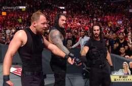 The Shield no habrían regresado como heels