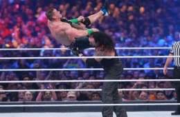 The Undertaker quiere un nuevo combate contra John Cena