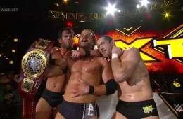 The Undisputed Era WWE NXT