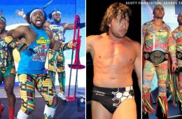 WWE noticias young bucks