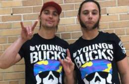 The Young Bucks confirman que no estarán en el show G1 Supercard de ROH y NJPW