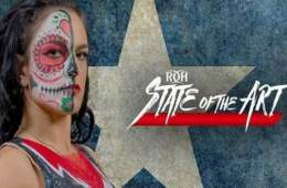 Thunder Rosa debuta en Women of Honor