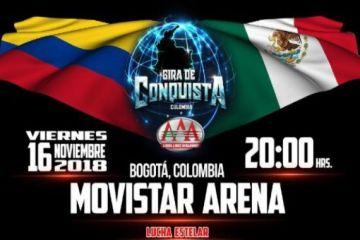 Triple A en Bogotá Colombia