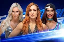Triple amenaza para ser aspirante al Smackdown Women's Championship anunciada para WWE Smackdown