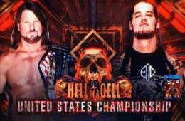 USA Title Hell in a Cell 2017