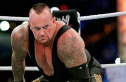 Undertaker WWE Planeta Wrestling
