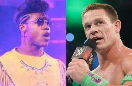 Velveteen Dream quiere un combate contra John Cena
