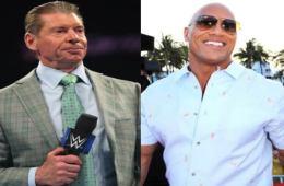 Vince McMahon y The Rock añadidos a la lista de Variety500