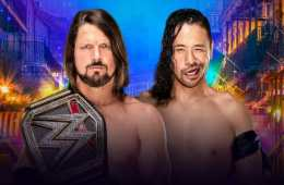 ¡Posible Spoiler! Próxima estipulación para el Styles vs Nakamura. Ojo a lo que podríamos vivir el próximo mes en la ciudad de Chicago. Aj Styles vs Shinsuke Nakamura en Money In The Bank. Así se ha anunciado este combate para el comentado PPV. ¿Crees que este estará a la altura?