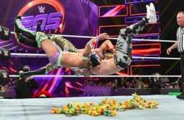 WWE 205 Live 5 de Diciembre (Cobertura y resultados en directo)