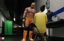 WWE noticias WWE2k18