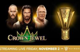 WWE Crown Jewel sigue en marcha