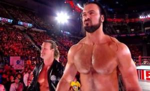 WWE Drew McIntyre and Dolph Ziggler
