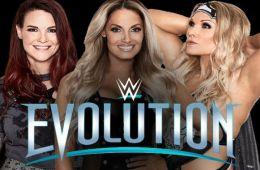 WWE Evolution Legends