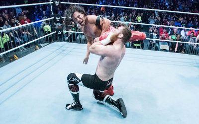 WWE Merida
