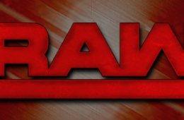 WWE Monday Night RAW despidos
