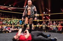 WWE NXT 1 de agosto