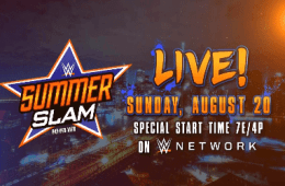 WWE Network Summerslam 2017