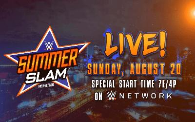 WWE Network Summerslam 2017