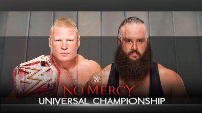Campeonato Universal No Mercy