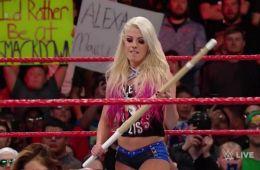 Alexa Bliss podría volver a WWE RAW esta semana