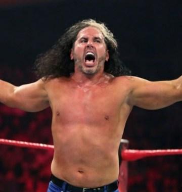 ¿Matt Hardy podría tener algún combate más?