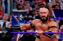 WWE Noticias Neville vuelve a aparecer de forma pública