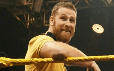 WWE Noticias Sami Zayn recauda para ONG