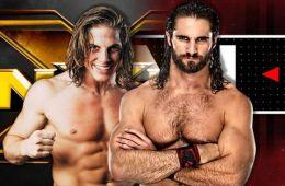 WWE Noticias Seth Rollins quiere un combate contra Matt Riddle